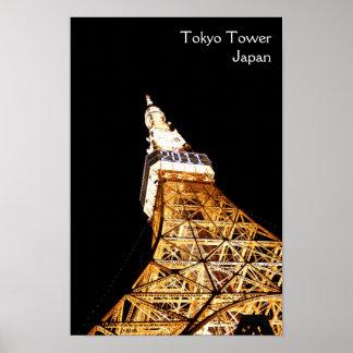 東京タワー ポスター