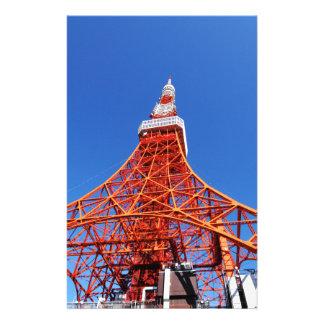 東京タワー 便箋