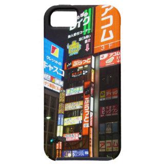 東京ネオン iPhone SE/5/5s ケース