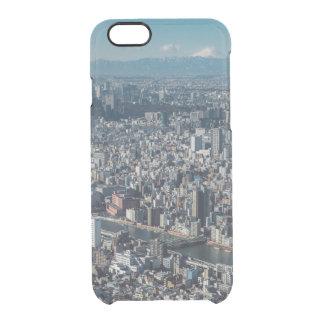 東京市 クリアiPhone 6/6Sケース