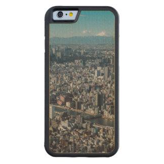 東京市 CarvedメープルiPhone 6バンパーケース