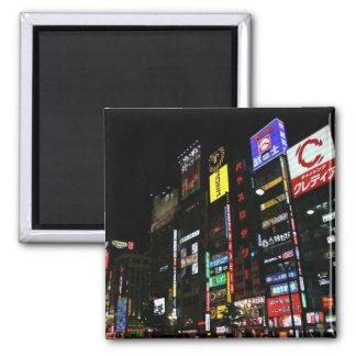 東京日本ネオンライトの磁石 マグネット