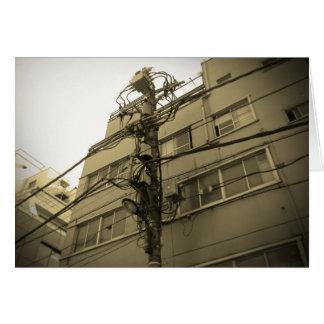 東京都市電気ポーランド人 カード