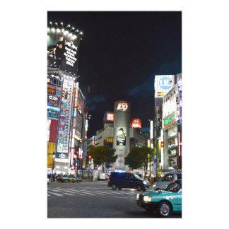 東京 便箋