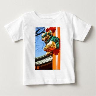 東京、日本の日本のな建築 ベビーTシャツ