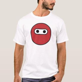 東京Munchies -赤い忍者 Tシャツ