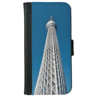 東京Skytree観測塔 iPhone 6/6s ウォレットケース