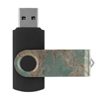 東半球3 USBフラッシュドライブ