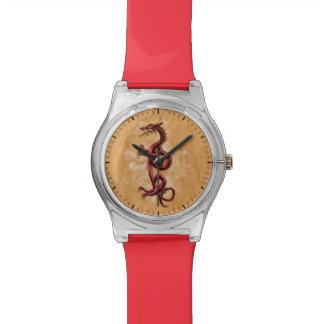 東洋のドラゴン 腕時計