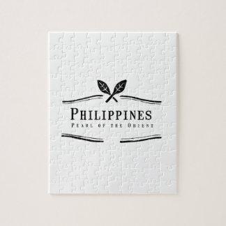 東洋のフィリピンの真珠 ジグソーパズル