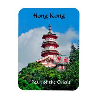 東洋の写真の磁石の香港の真珠 マグネット