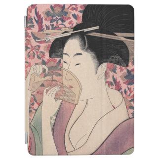 東洋の美しい、北川町Utamaro著Kushi iPad Air カバー