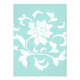 東洋の花-カサガイの貝 カード