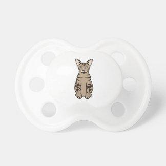 東洋の虎猫猫の漫画 おしゃぶり