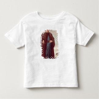 東洋の衣裳1738年のリチャードPococke トドラーTシャツ