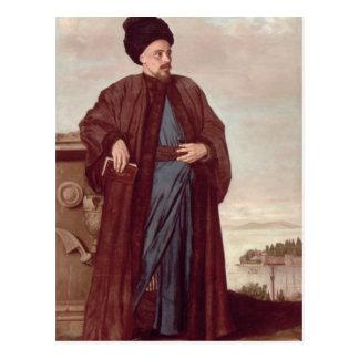 東洋の衣裳1738年のリチャードPococke ポストカード