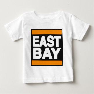 東湾のオレンジ ベビーTシャツ