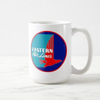 東航空会社のマグc. 1938年 コーヒーマグカップ