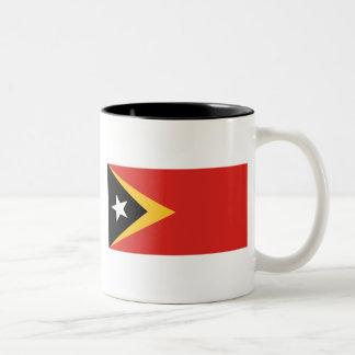 東部チモール島 ツートーンマグカップ