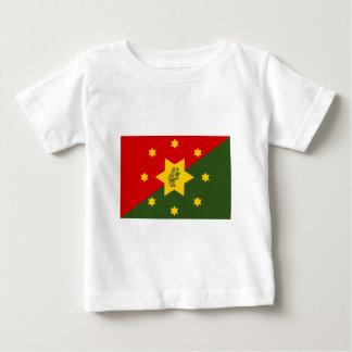 東高地の地域、PNG ベビーTシャツ