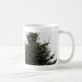 松の木の上 コーヒーマグカップ