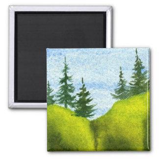 松の木の磁石 マグネット