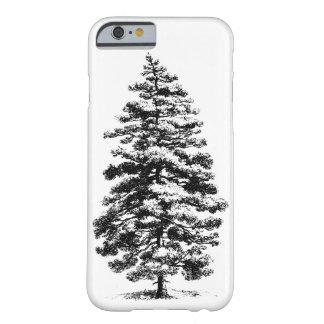 松の木の電話場合 BARELY THERE iPhone 6 ケース