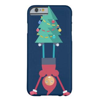 松の木を持つ小妖精や小人 BARELY THERE iPhone 6 ケース