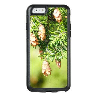 松の木及び円錐形 オッターボックスiPhone 6/6Sケース