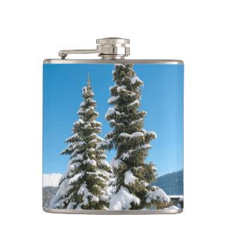 松の木 フラスク