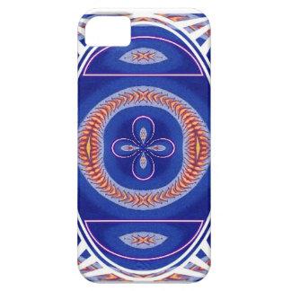 松果眼の曼荼羅カバー iPhone SE/5/5s ケース