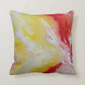 枕抽象美術 クッション
