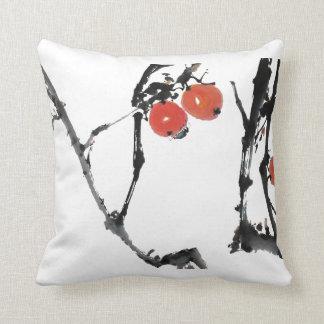 """枕""""りんごのカブトムシ"""" クッション"""