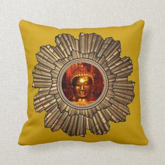 枕 仏太陽神 クッション