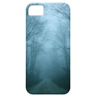 林道の早朝 iPhone SE/5/5s ケース