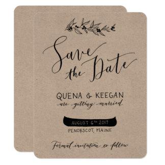 果実およびカヌーは日付を- QuenaおよびKeegan救います カード