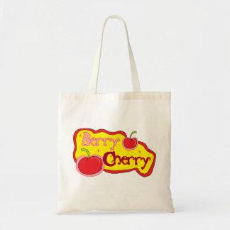 果実のさくらんぼ トートバッグ