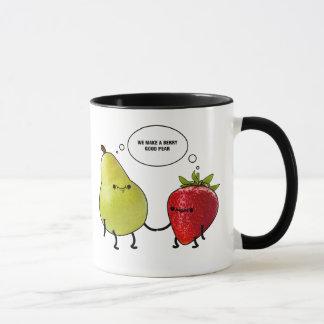 果実のよいマグ マグカップ