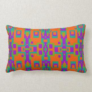 果実のデザインの腰神経の枕マンゴのタンゴ ランバークッション