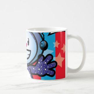 果実のバニー-宇宙のマグ コーヒーマグカップ