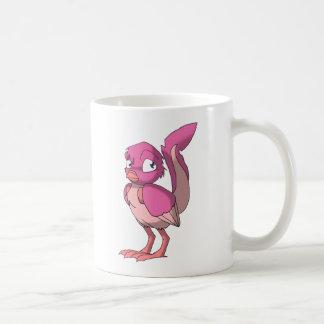 果実のヨーグルトのReptilianの鳥 コーヒーマグカップ