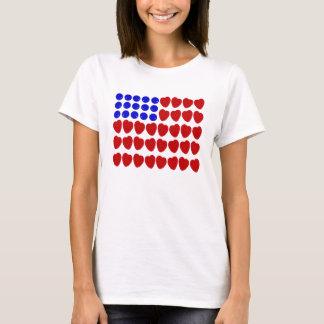 果実の旗 Tシャツ