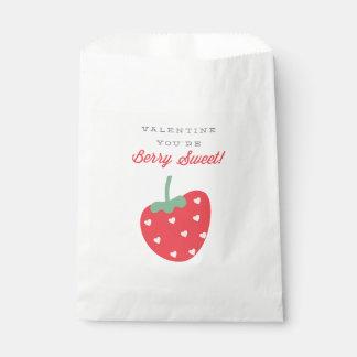 果実の甘いバレンタインデーの好意のバッグ フェイバーバッグ
