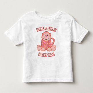 果実の菓子日を過して下さい トドラーTシャツ