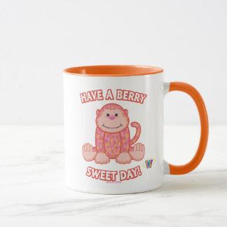 果実の菓子日を過して下さい マグカップ