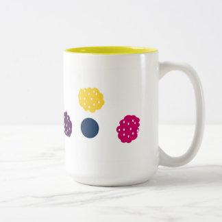 果実 ツートーンマグカップ