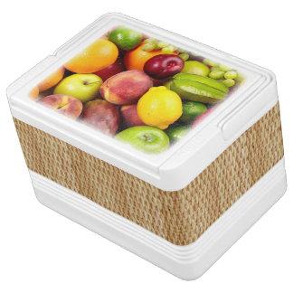 果物かごのクーラー IGLOOクーラーボックス