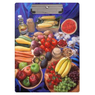 果物と野菜 クリップボード