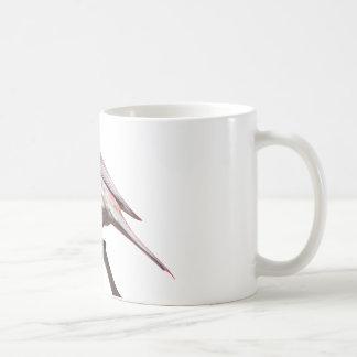 枝のフィンチ コーヒーマグカップ