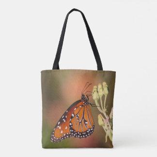 枝の女王の蝶 トートバッグ